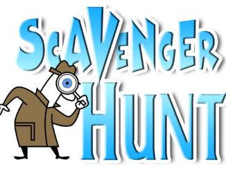 Scavenger Hunt Team Building Game