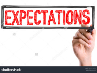 Expectation a great Icebreaker for meetings