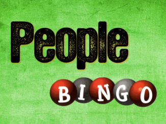People Bingo is an icebreaker bingo game about people.