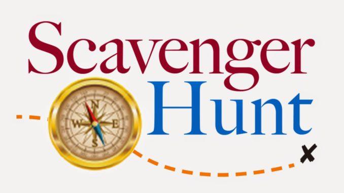 30+ Scavenger hunt ideas