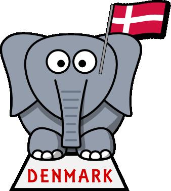 Denmark Elephant