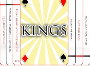 Kings Card Game